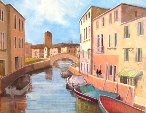Venice Streetscape