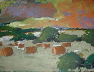 """Landscape Paintings,"" a painting by Clovis Heimsath, artist"